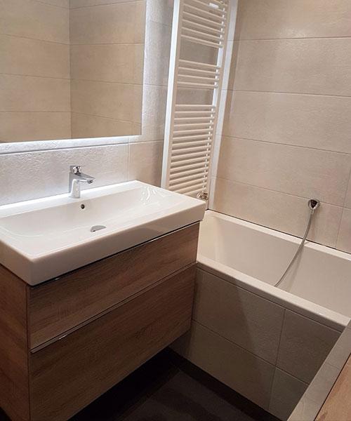 Badkamer in Rosmalen   Den Bosch