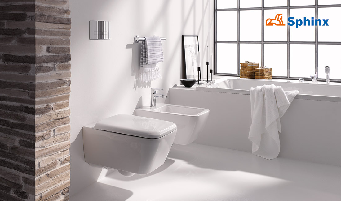 Toilet Zonder Spoelrand : Sphinx rimfree toilet zonder spoelrand den bosch