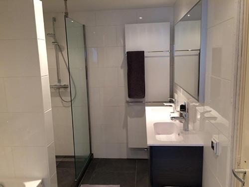 Stijlvolle badkamer in Den Bosch   Den Bosch