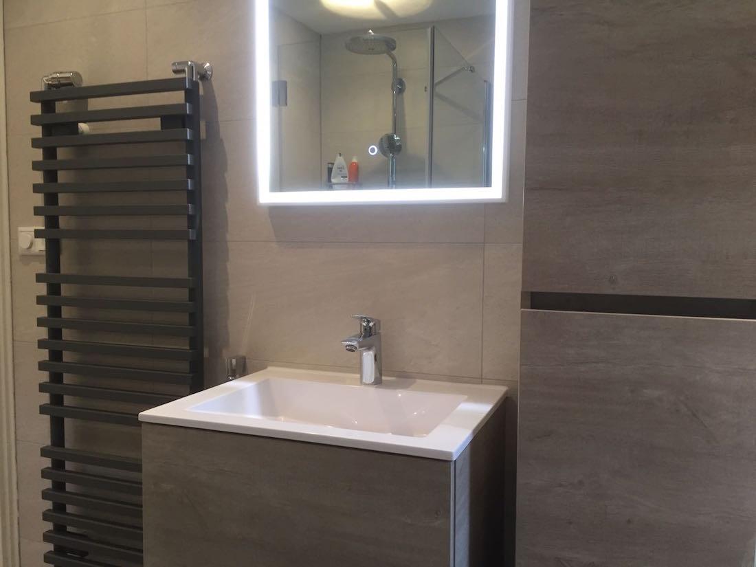 Badkamers Den Bosch : Complete badkamer in bilthoven den bosch