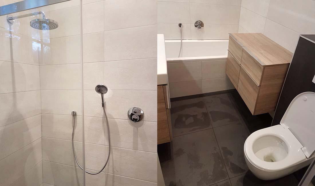 Badkamers Den Bosch : Badkamer in rosmalen den bosch
