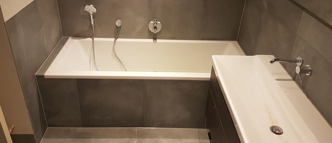 Badkamer in Den Bosch met een natuurlijke touch | Den Bosch