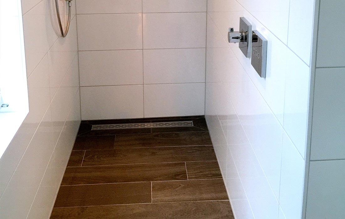 Badkamers Den Bosch : Badkamer met warme uitstraling in den bosch den bosch