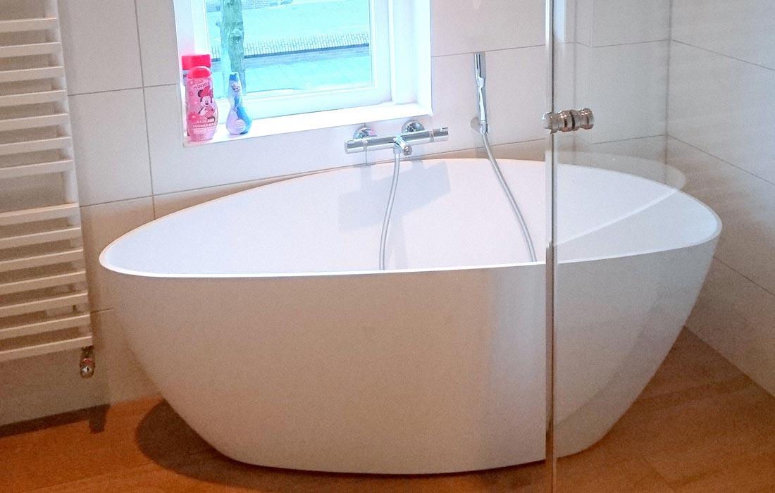 Badkamers Den Bosch : Kleine luxueuze badkamer den bosch den bosch