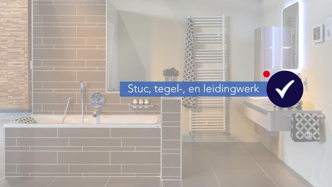 Tegels Den Bosch : Badkamer verbouwen in den bosch