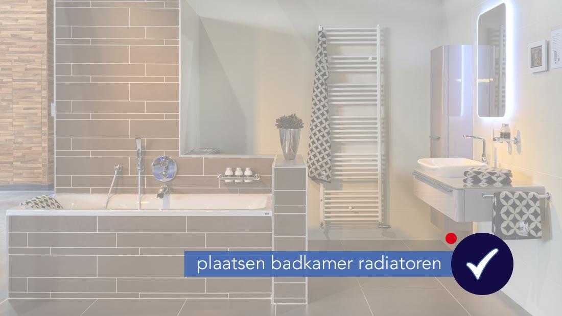 Badkamer verbouwen in Den Bosch