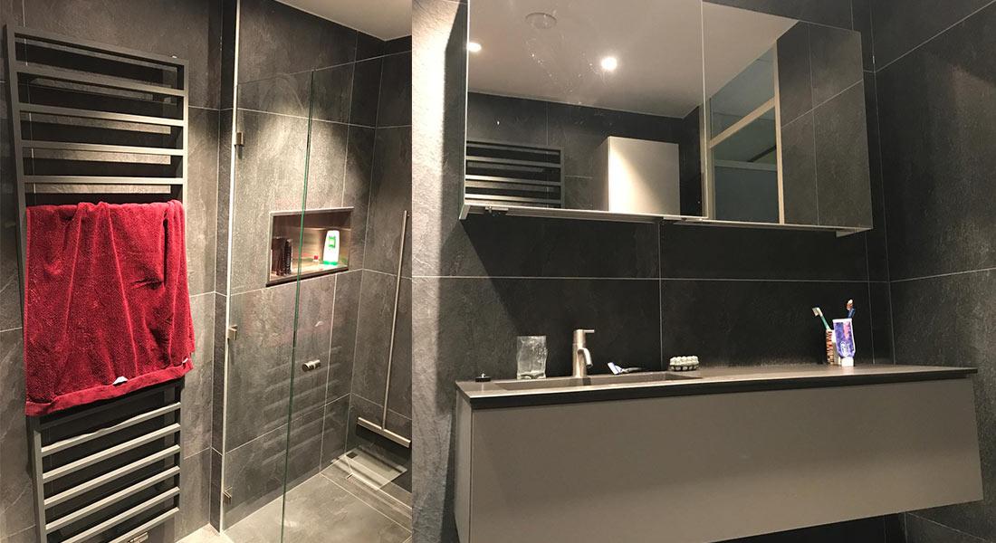 Badkamers Den Bosch : Moderne en stoere badkamer in ijsselstein den bosch