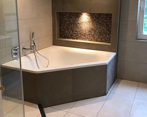 Luxe badkamer in Oss | Den Bosch