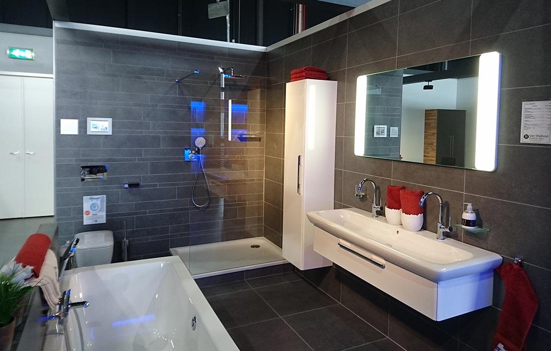Badkamers Den Bosch : Opstelling badkamer c den bosch