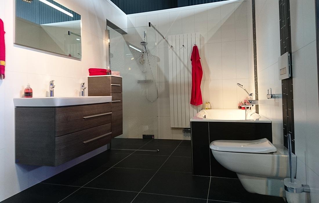 Badkamers Den Bosch : Opstelling badkamer d den bosch