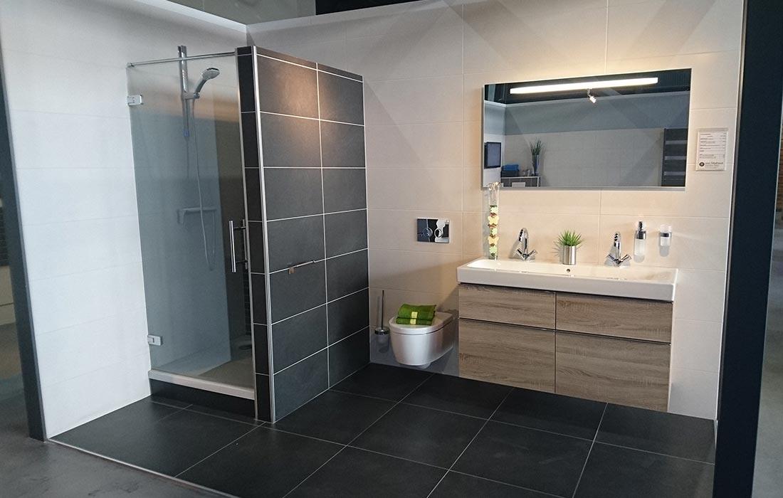 Opstelling badkamer B | Den Bosch