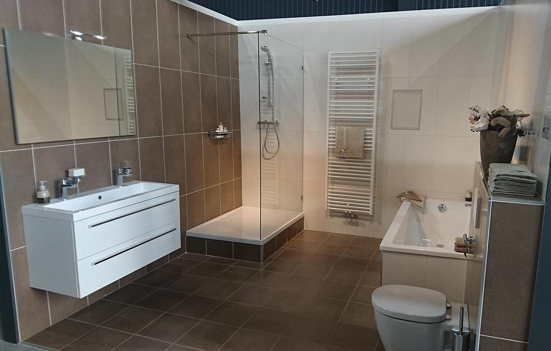 Aarding Kraan Badkamer: Klassiek fermacell vloerplaten badkamer ...