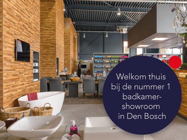 Badkamer Showroom Amersfoort : Van stiphout badkamers uit den bosch: de nummer 1 badkamer showroom